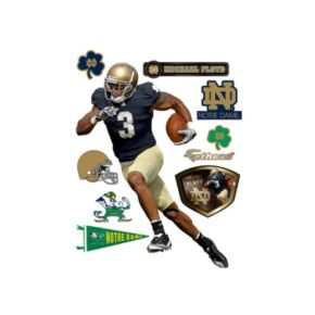 Notre Dame Fighting Irish Michael Floyd Wall Decal by Fathead