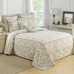 Always Home Auburn Bedspread