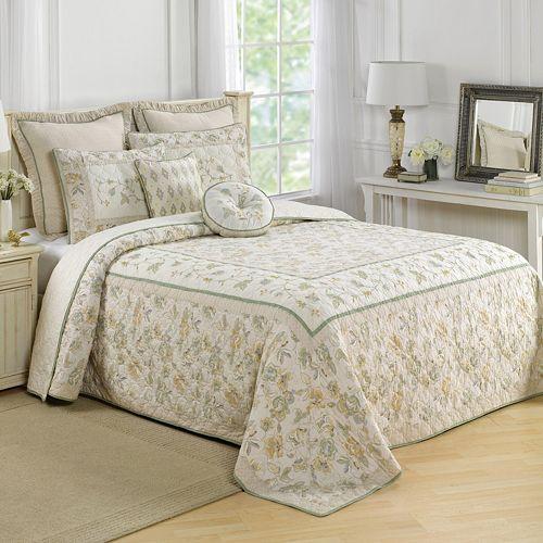 Always Home Auburn Bedspread