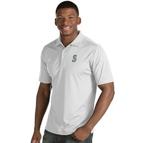 Men's Antigua Seattle Mariners Inspire Polo