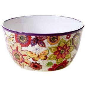 Certified International Paisley Floral 10.75-in. Deep Bowl