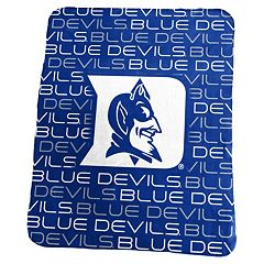 Logo Brand Duke Blue Devils Classic Fleece Blanket