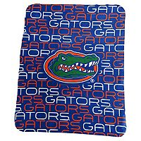 Logo Brand Florida Gators Classic Fleece Blanket