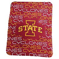Logo Brand Iowa State Cyclones Classic Fleece Blanket