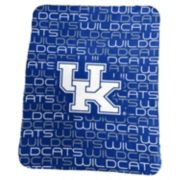 Logo Brand Kentucky Wildcats Classic Fleece Blanket