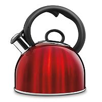 Cuisinart Aura 2-qt. Red Teakettle