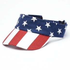 Men's Urban Pipeline® American Flag Visor