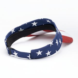 Men's Urban Pipeline® American Flag Visor