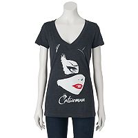 Juniors' DC Comics Catwoman Graphic Tee