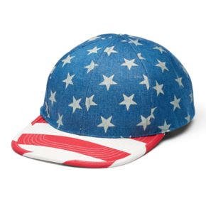 Men's Urban Pipeline® American Flag Cap