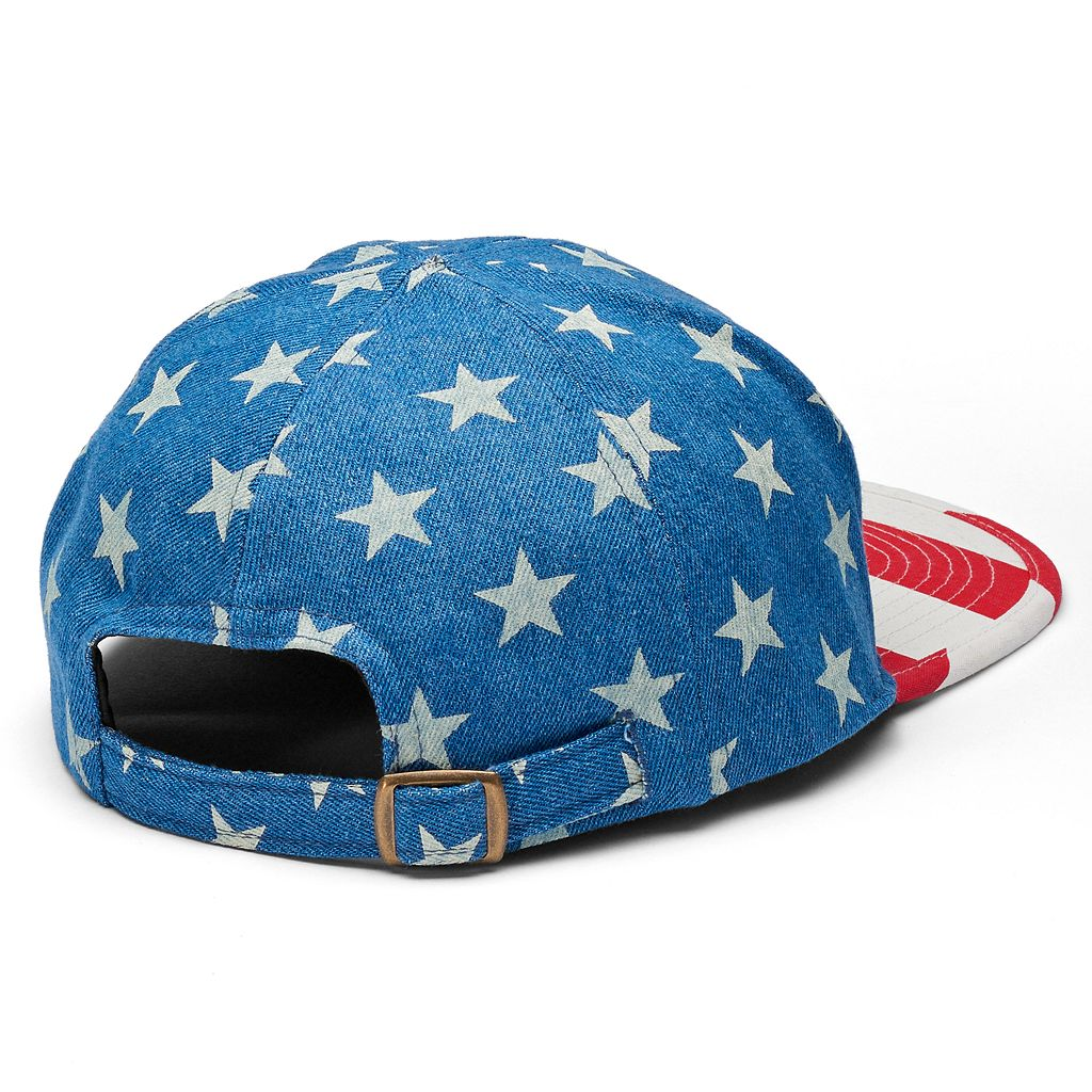 Men's Urban Pipeline® American Flag Cap