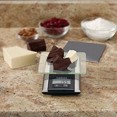 Cuisinart WeighMate Digital Kitchen Scale