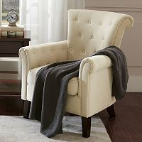 Madison Park Timmy Tufted Club Arm Chair