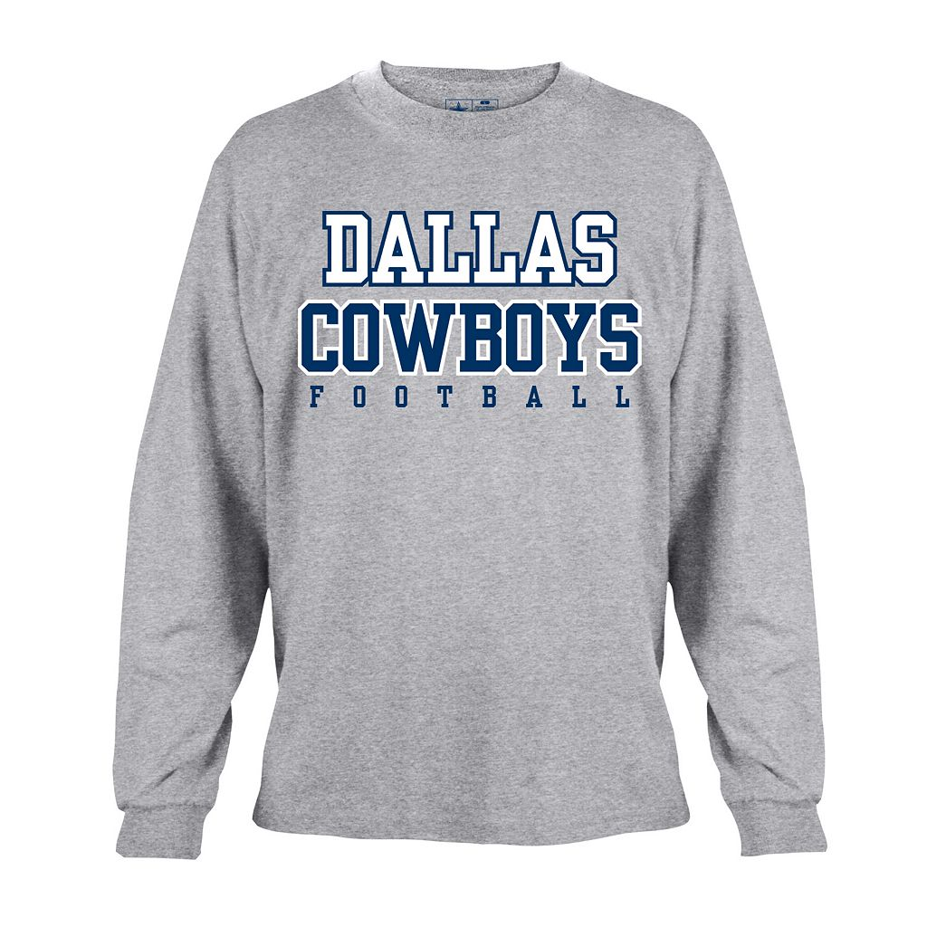 Boys 8-20 Dallas Cowboys Practice Tee