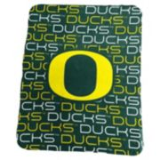 Logo Brand Oregon Ducks Classic Fleece Blanket