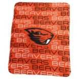 Logo Brand Oregon State Beavers Classic Fleece Blanket