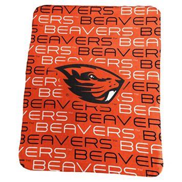 Logo Brand Oregon State Beavers Classic Fleece Blanket