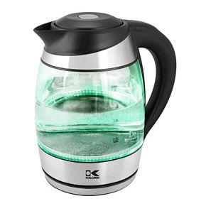 Kalorik Glass Digital Water Kettle