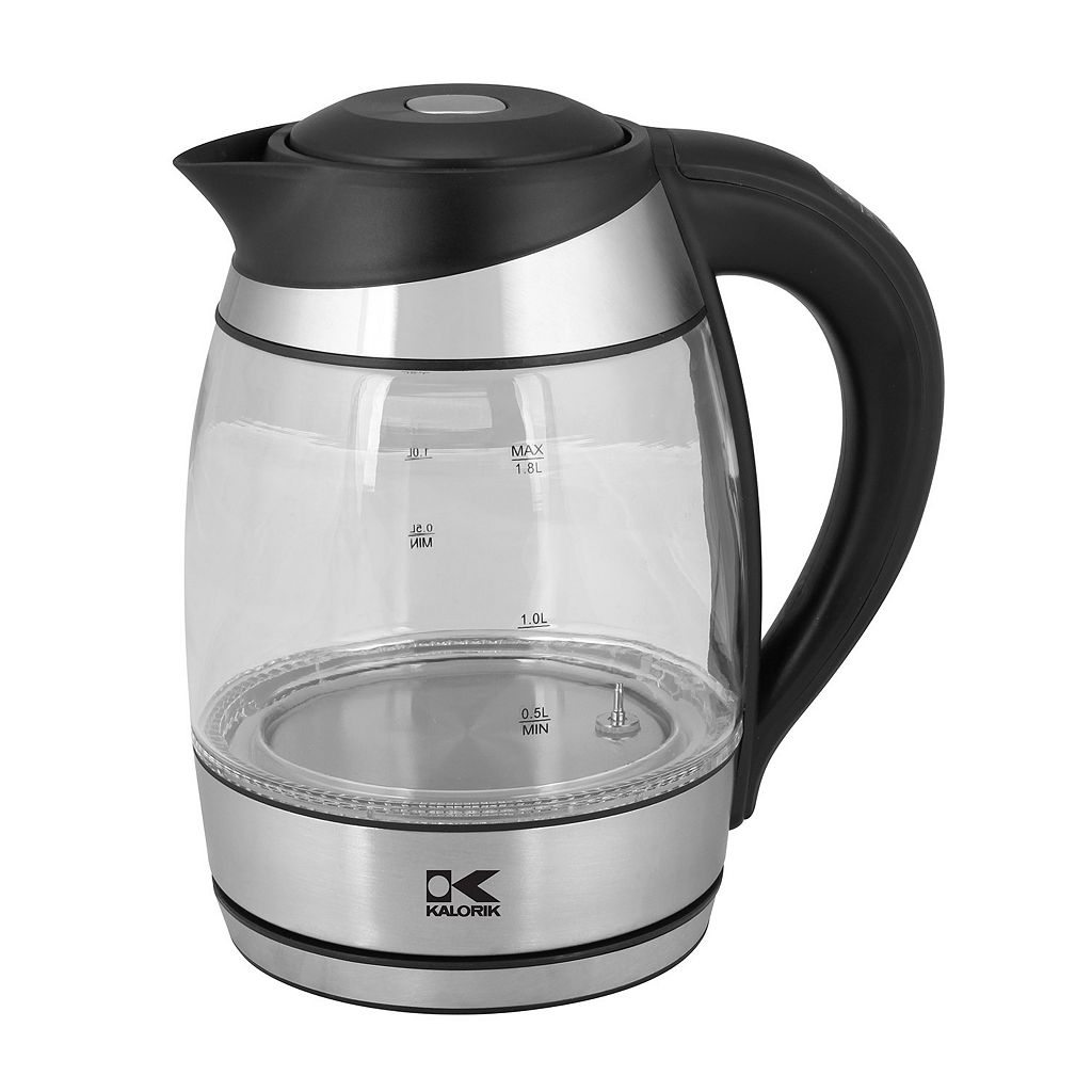 Kalorik Glass Digital Water Kettle