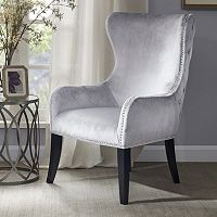 Madison Park Tufted High Back Accent Chair