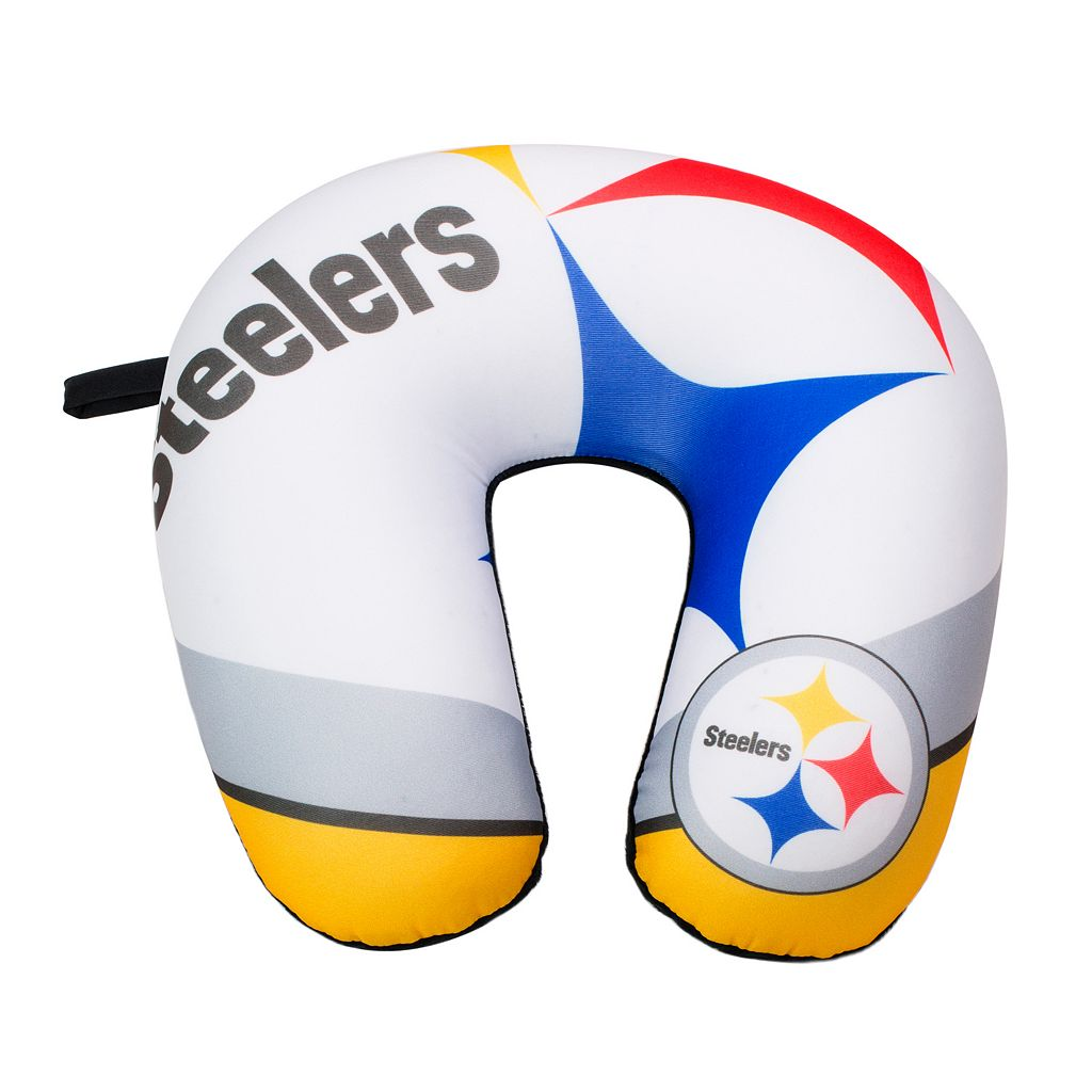 Aminco Pittsburgh Steelers Impact Neck Pillow