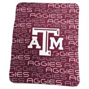 Logo Brand Texas A&M Aggies Classic Fleece Blanket