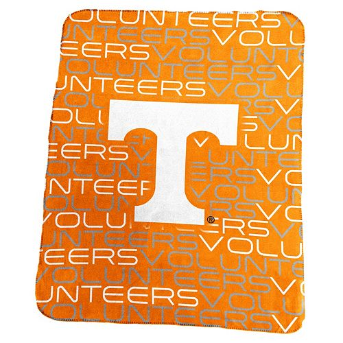 Logo Brand Tennessee Volunteers Classic Fleece Blanket