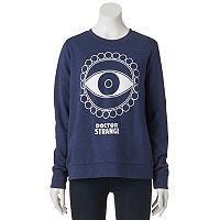 Juniors' Marvel Doctor Strange Graphic Sweatshirt