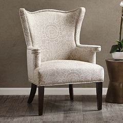 Madison Park Beret Floral Accent Chair