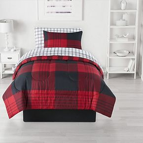 The Big One 174 Buffalo Check Bedding Set Null
