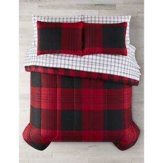 The Big One® Buffalo Check Bedding Set