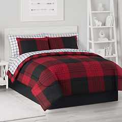 The Big One® Plaid Reversible Bedding Set