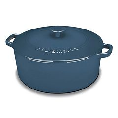 Cuisinart Chef's Classic Enameled Cast-Iron Casserole Dish