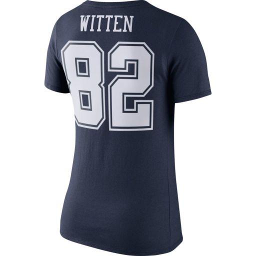 Women's Nike Dallas Cowboys Jason Witten Player Tee