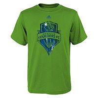 Boys 8-20 adidas Seattle Sounders War Paint Tee