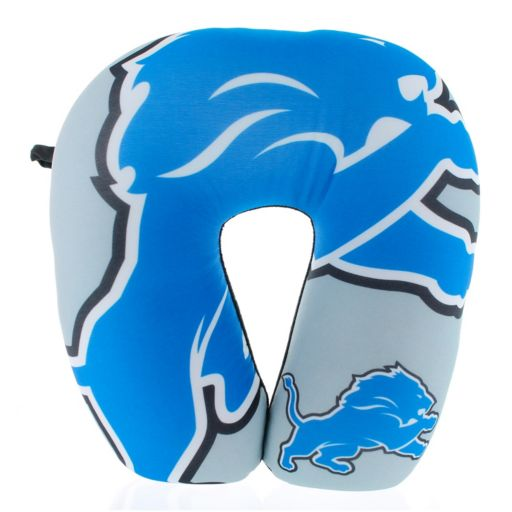 Aminco Detroit Lions Impact Neck Pillow