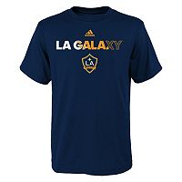 Boys 8-20 adidas Los Angeles Galaxy Striker Tee