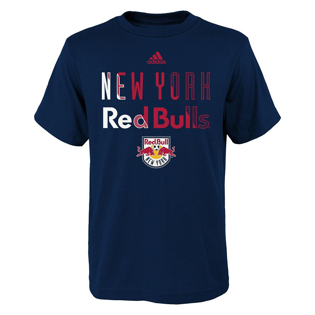 Boys 8-20 adidas New York Red Bulls Striker Tee