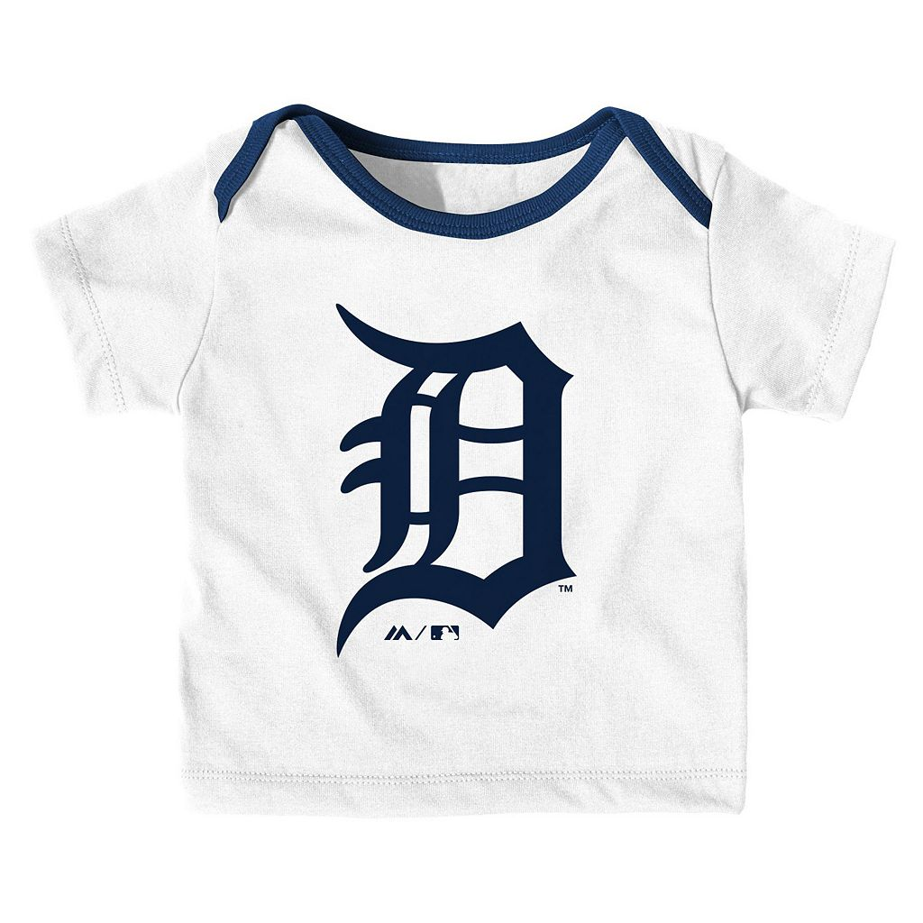 Baby Majestic Detroit Tigers Uniform Set