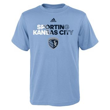 Boys 8-20 adidas Sporting Kansas City Striker Tee