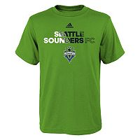 Boys 8-20 adidas Seattle Sounders Striker Tee