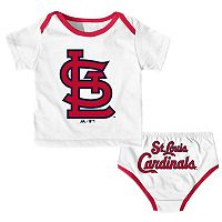 Baby Majestic St. Louis Cardinals Uniform Set