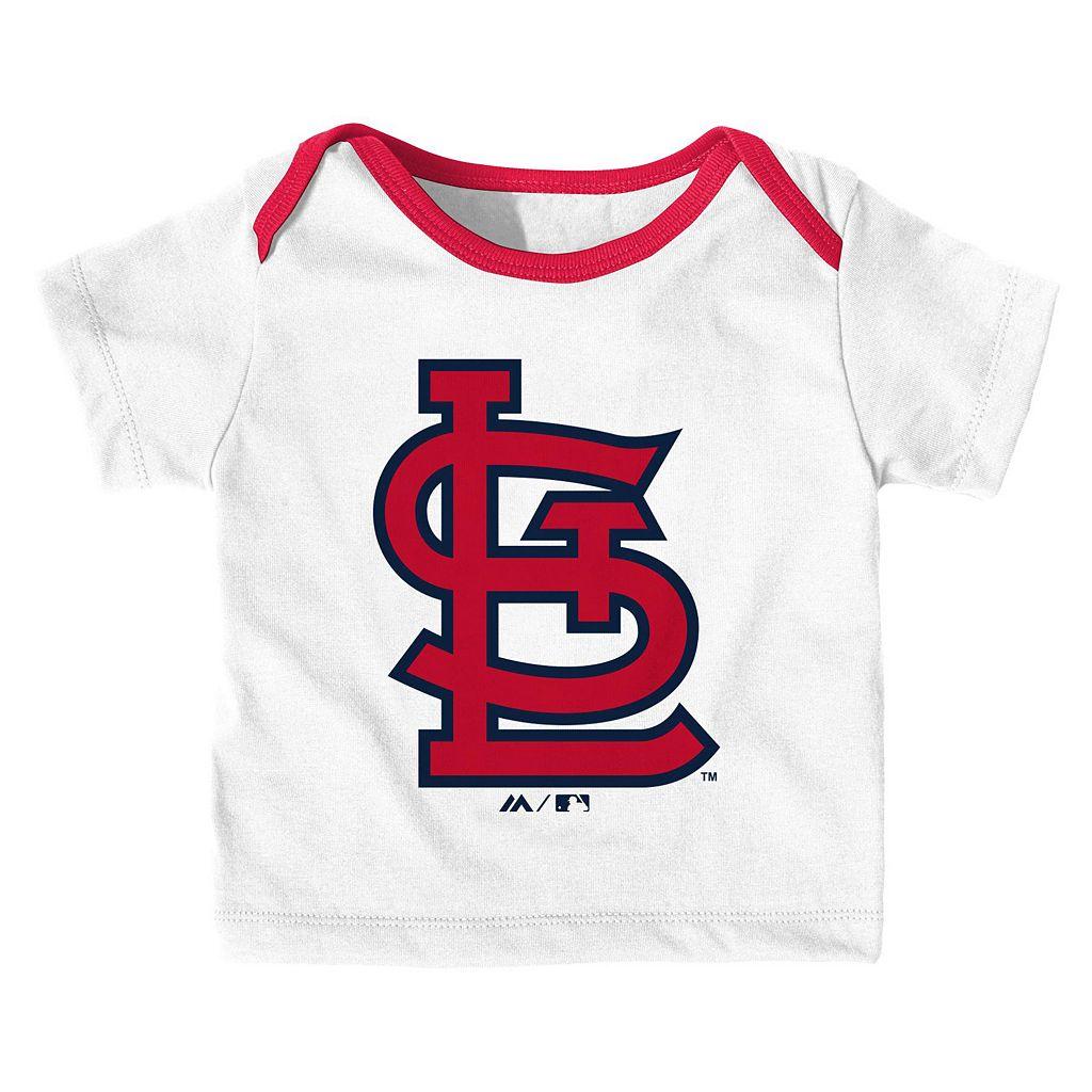 Baby Majestic St. Louis Cardinals Uniform Set