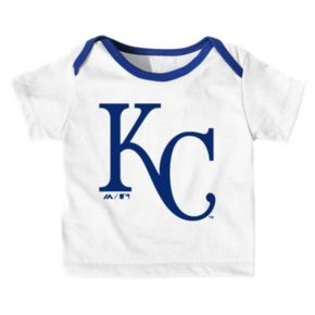Baby Majestic Kansas City Royals Uniform Set