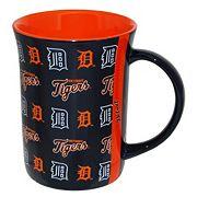 Detroit Tigers Line Up Coffee Mug