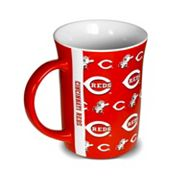 Cincinnati Reds Line Up Coffee Mug