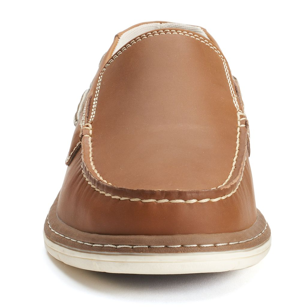 Chaps Westerbury Men's Boat Shoes
