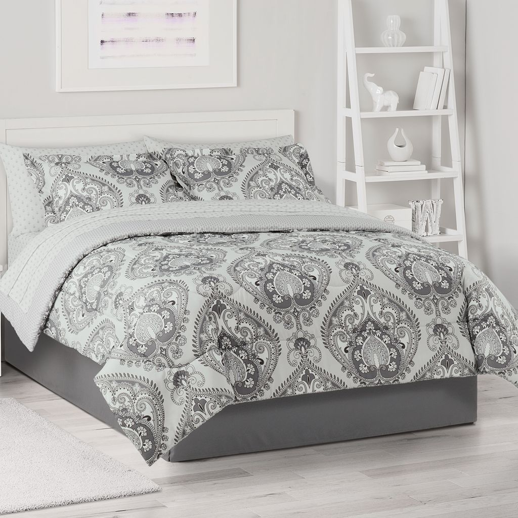 The Big One® Neutral Ogee Bedding Set