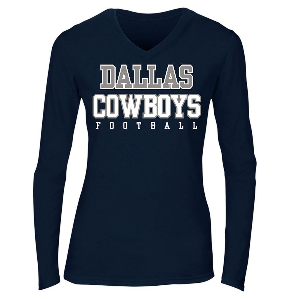 Women's Dallas Cowboys Practice Tee