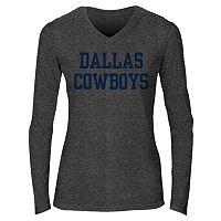 Women's Dallas Cowboys Coaches Tee